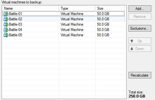 2-VM Machines